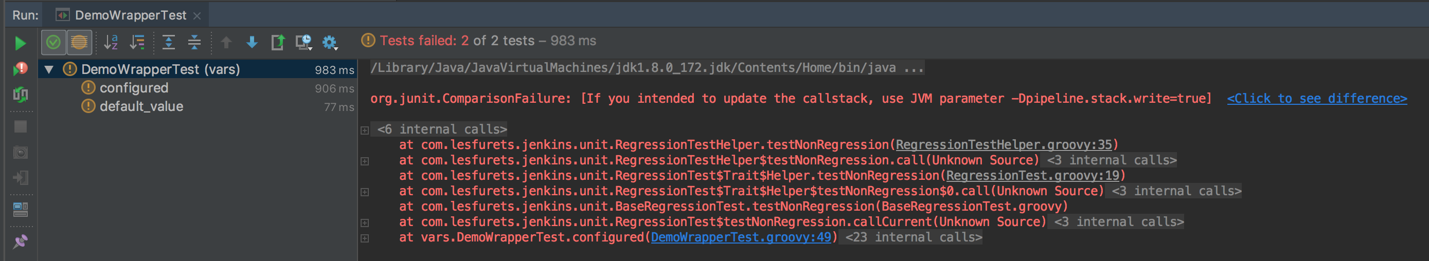 Jenkins Pipeline Unit Testing - Personal Programming Notes